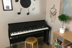 Kindy Music Area