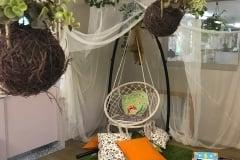 Toddlers Quiet Area Swing